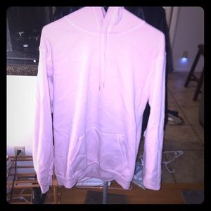 Urban outfitters unisex pink hoodie no flaws